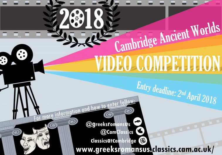 Cambridge Ancient World Competition