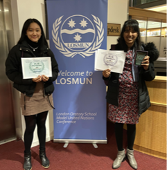 Model United Nations Conference 2