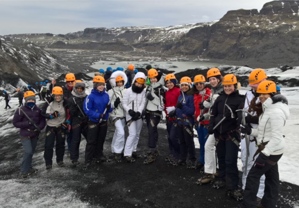 Geography Iceland Trip