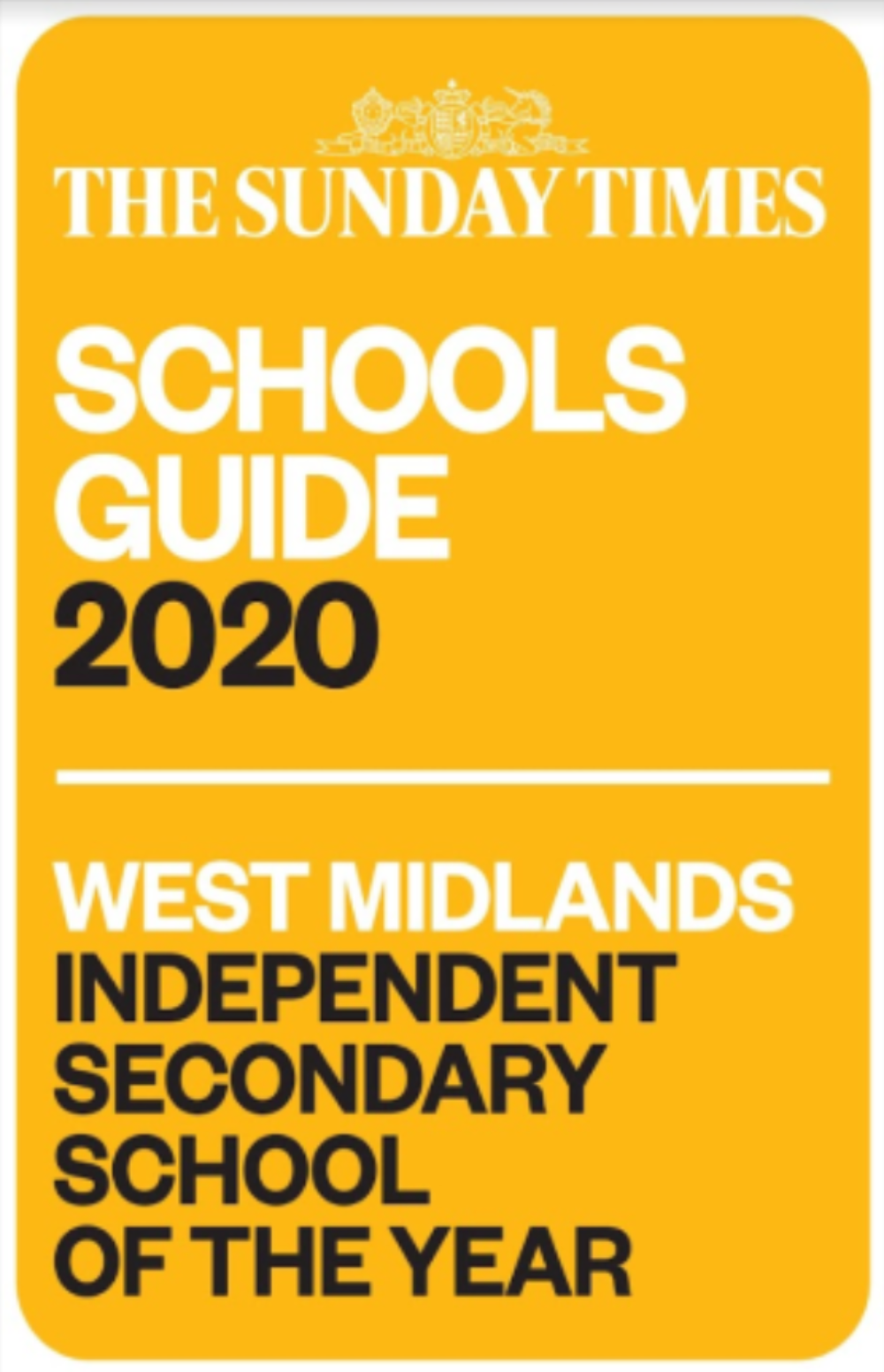 Kehs Named West Midlands Independent Secondary School Of The Year