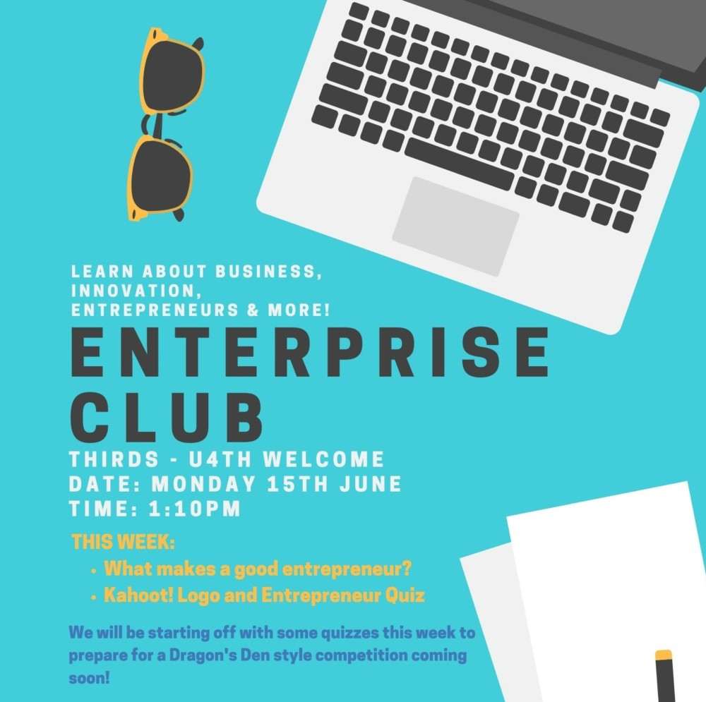 Enterprise Club Week 1 1
